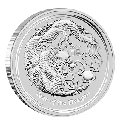 Year of the Dragon - 1kg 2012