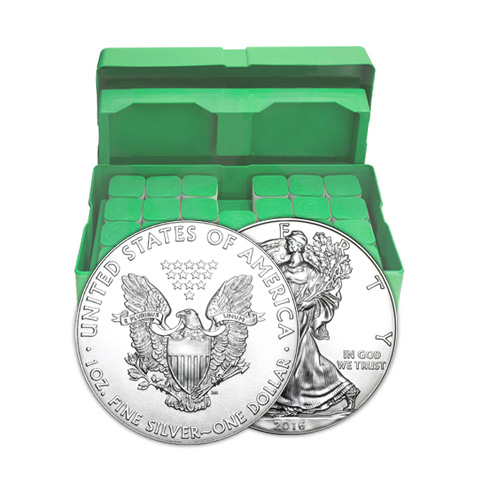 Monsterbox American Silver Eagle